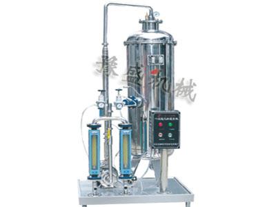 汽水混合机